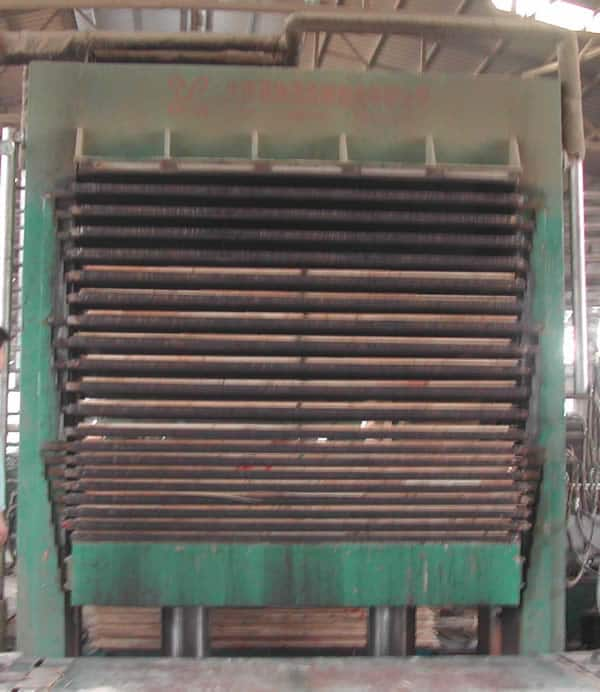 Plywood Factory Equipment 4