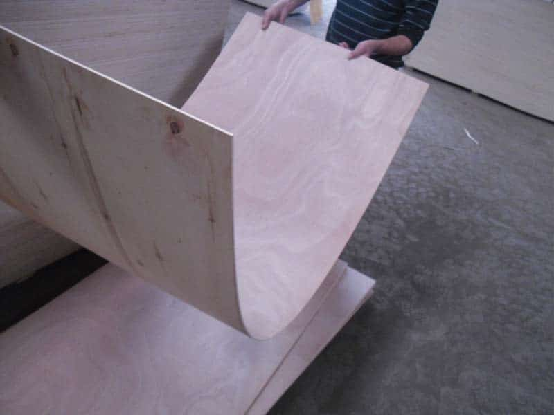 Door Size Okoume Plywood