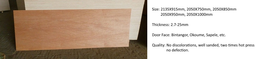 sc 1 st  Plywood Manufacturers in China & Door Skin Plywood Supplier in China
