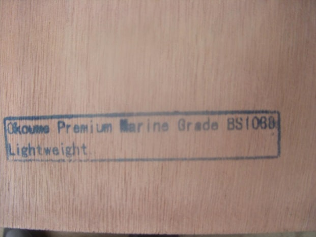 marine plywood bs1088