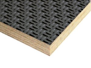 Phenolic Resin Faced Plywood - Step Style