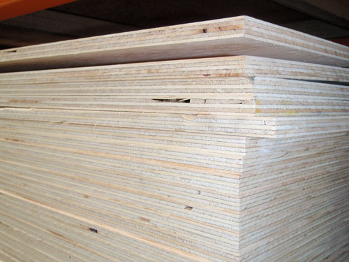 Structural Plywood CD Grade 12MM