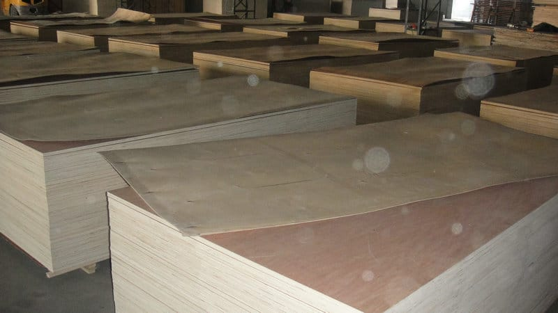 plywood from china for india