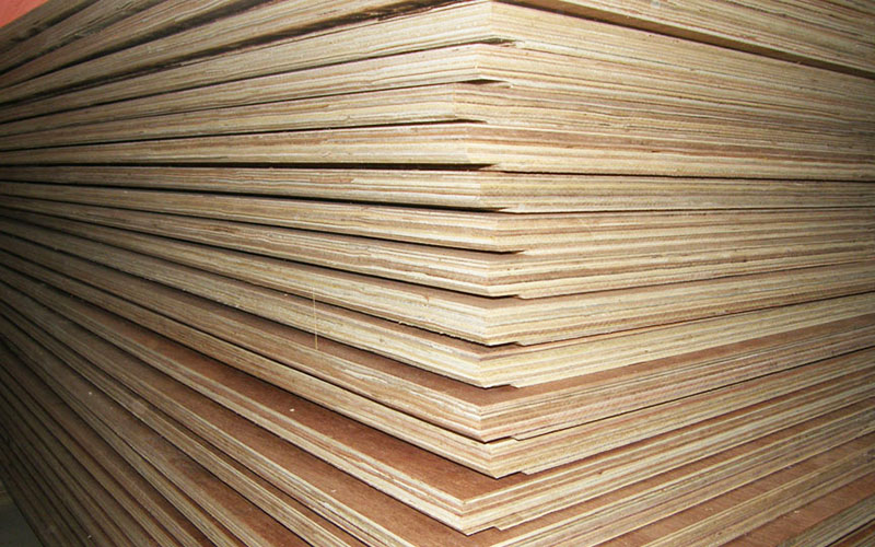 28mm container flooring plywood made of keruing