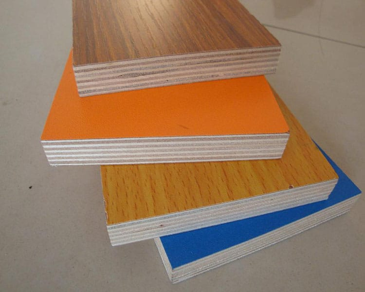 melamine plywood china