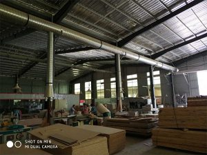 linyi plywood factory closed